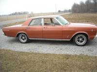 '66 Ford Galaxie for sale