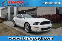 Used 2008 Ford Mustang Shelby GT500 Coupe | Cincinnati