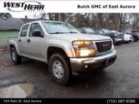 2007 GMC Canyon SLE2 Truck Crew Cab