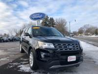 2016 Ford Explorer XLT Front-wheel Drive SUV