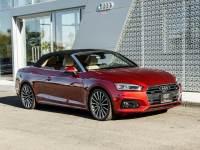 2018 Audi A5 Cabriolet 2.0T Prestige Cabriolet