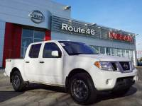 Used 2018 Nissan Frontier PRO-4X Truck Crew Cab for sale in Totowa NJ