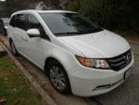 Used 2016 Honda Odyssey EX-L For Sale in Monroe, OH