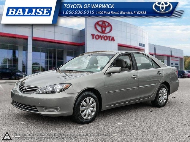 Photo Used 2006 Toyota Camry LE for sale in Warwick, RI