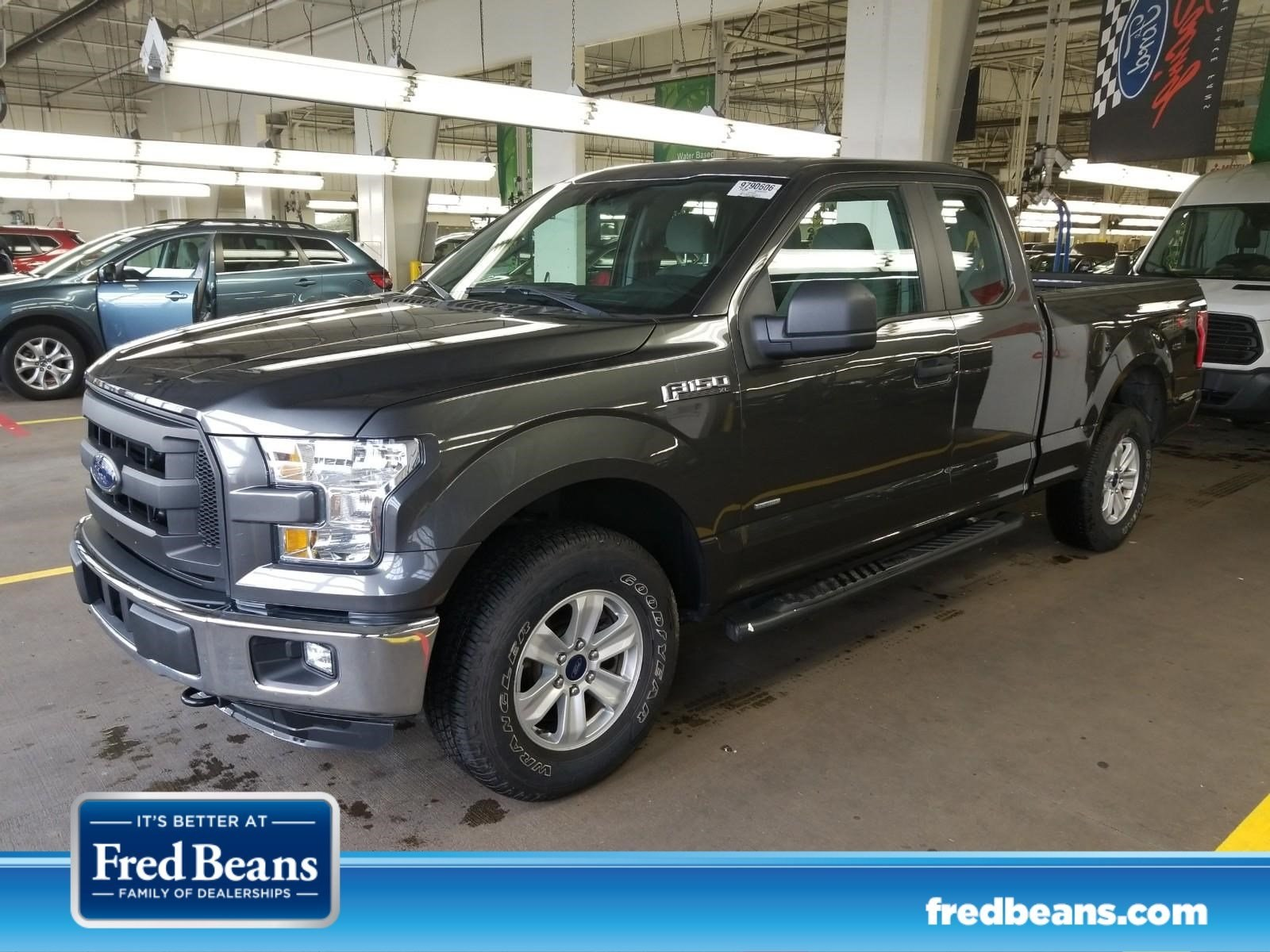 Photo Used 2015 Ford F-150 For Sale  Langhorne PA  1FTEX1EP4FFD00269