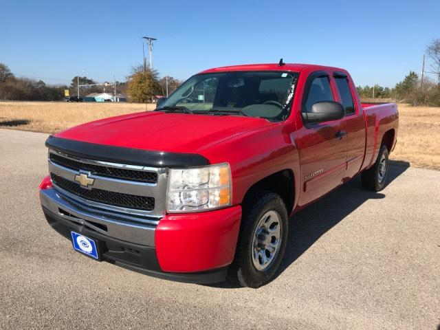 Photo 2010 Chevrolet Silverado 1500 2WD Ext Cab 143.5 LS Extended Cab Pickup for Sale in Mt. Pleasant, Texas