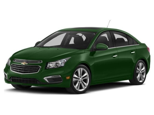Photo Pre-Owned 2015 Chevrolet Cruze 2LT Auto Sedan For Sale Corte Madera, CA