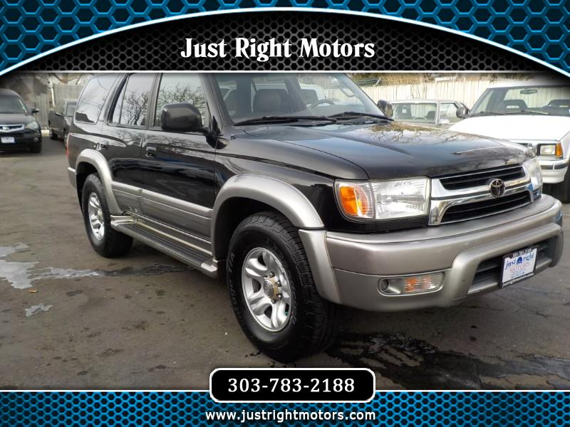 Photo 2002 Toyota 4Runner Limited 2WD