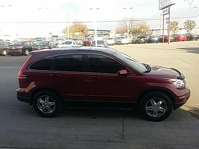 Photo Used 2011 Honda CR-V EX-L For Sale Oklahoma City OK