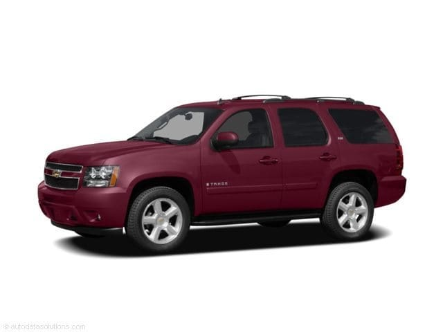 Photo Used 2010 Chevrolet Tahoe LT SUV V8 16V MPFI OHV Flexible Fuel for Sale in Madill, OK