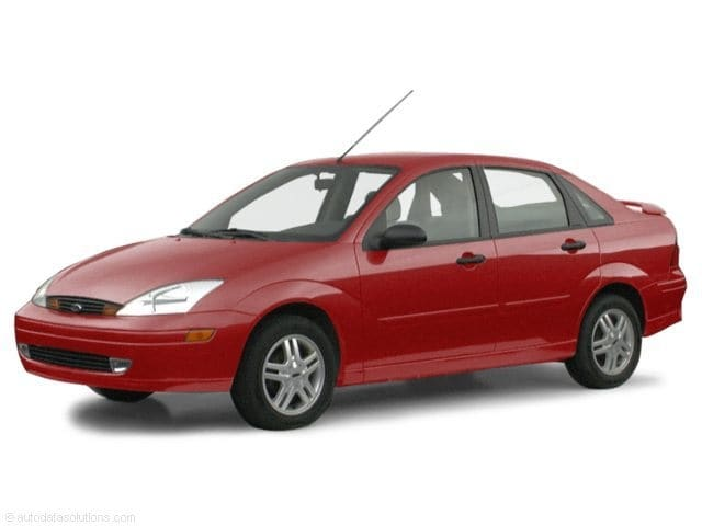 Photo Used 2000 Ford Focus SE in Houston, TX