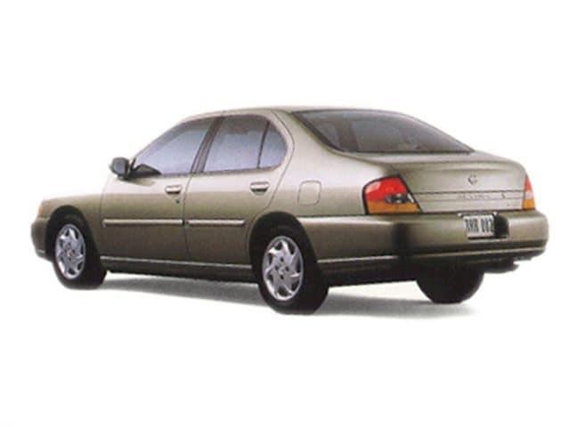 Photo 1998 Nissan Altima GXE Sedan in Columbus, GA
