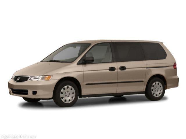 Photo 2001 Honda Odyssey LX Van