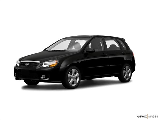 Photo 2009 Kia Spectra Spectra5 SX
