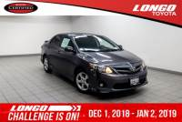 Certified Used 2013 Toyota Corolla Automatic S in El Monte