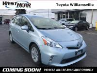 2014 Toyota Prius v Three Wagon For Sale - Serving Amherst