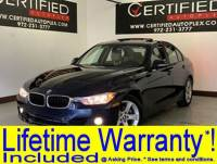2015 BMW 3 Series NAVIGATION SUNROOF POWER LEATHER SEATS REAR CAMERA PARK ASSIST BLUETOOTH ME