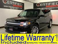 2018 Ford Flex LIMITED NAVIGATION REAR CAMERA BLIND SPOT ASSIST REAR PARKING AID HEATED LE