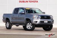 Certified Pre-Owned 2014 Toyota Tacoma Prerunner Truck in Dublin, CA