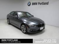 Certified Pre-Owned 2017 BMW 3 Series 330i Sedan Car in Portland