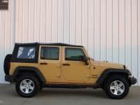 2013 Jeep Wrangler Unlimited Unlimited Sport SUV 4x4 For Sale Serving Dallas Area