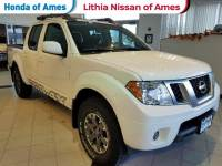 Used 2015 Nissan Frontier 4WD Crew Cab SWB Auto PRO-4X in Ames, IA