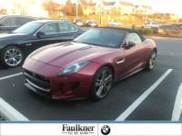 Used 2014 Jaguar F-TYPE V8 S Convertible in Lancaster PA