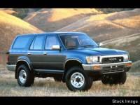Used 1990 Toyota 4Runner SR5 V6 SR5 V6 SUV 4WD in Cockeysville, MD
