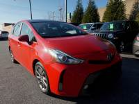 Used 2016 Toyota Prius v Five Wagon Front-wheel Drive in Cockeysville, MD