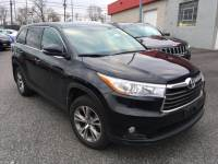 2016 Toyota Highlander SUV All-wheel Drive