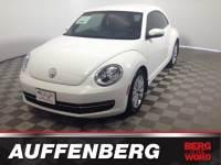 2013 Volkswagen Beetle 2.0 TDI Hatchback TDI Turbodiesel 140 hp