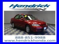 2002 Honda Accord SE Sedan in Franklin, TN