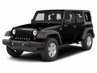 2014 Jeep Wrangler Unlimited 4WD Sport SUV
