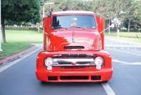 1953 Ford Pickup C600-TOW-N-GO - MAGAZINE FEATURED HAULER-
