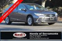 Pre-Owned 2016 Toyota Camry 4dr Sdn I4 Auto LE (Natl)