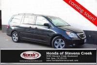 Pre-Owned 2010 Honda Odyssey Touring with DVD Rear Entertainment System and Navigation