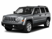 Used 2015 Jeep Patriot Limited 4x4 SUV for Sale in Sagle, ID