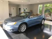 2011 Chrysler 200 Limited Convertible One Owner