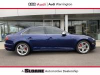 Certified Pre-Owned 2018 Audi S4 3.0T Premium Plus Sedan in Warrington, PA