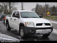 2006 Mitsubishi Raider Duro Cross V8 Duro Cross V8 4dr Double Cab for sale in Flushing MI