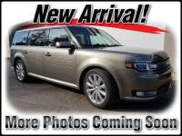 Certified 2014 Ford Flex Limited w/EcoBoost SUV Twin Turbo Premium Unleaded V-6 213 in Jacksonville FL