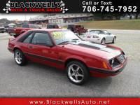 1983 Ford Mustang 3dr Hatchback GLX