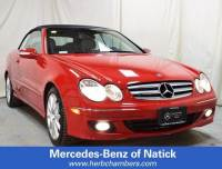 2007 Mercedes-Benz CLK-Class Base Convertible in Natick, MA