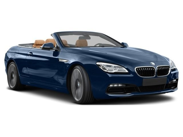 Photo Used 2016 BMW 6 Series 650i Xdrive Convertible For Sale in Myrtle Beach, South Carolina