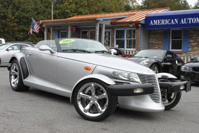 Photo 2001 Plymouth Prowler Prowler