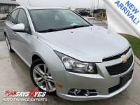 Pre-Owned 2014 Chevrolet Cruze LTZ FWD 4D Sedan