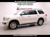 2011 Toyota Sequoia 4WD LV8 FFV 6-Spd AT Platinum (Natl)