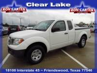 2016 Nissan Frontier S Truck King Cab near Houston