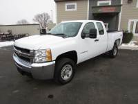 Used 2009 Chevrolet 2500 Ext-Cab 4x4 Short box Pick-up