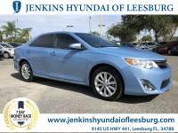 Used 2014 Toyota Camry L Sedan For Sale Leesburg, FL
